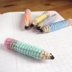 Små blyanter af Anne-Caroline Alard
