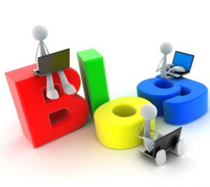 Fortæl om din blog