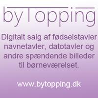 byTopping.dk - til Børneværelset