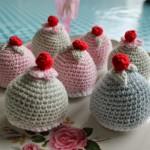 Cupcakes fra Gitte Blinkilde