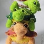Russisk skildpadde af Valentina