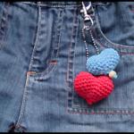 3D hjerte af Sanda