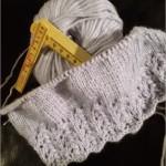 Frozen trøje strikkefasthed
