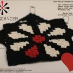 Grydelapper til fordel for Knæk Cancer