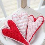 Skinny Hearts – Et hæklet hjerte til enhver lejlighed
