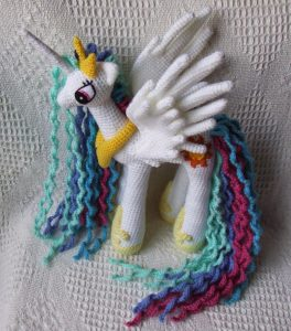 My Little Pony Friendship is Magic - Prinsesse Celestia