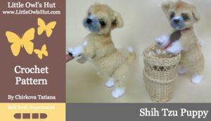 Little Owls Hut - Shih Tzu hvalp