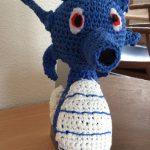 Pokemon Horsea af Doris Poulsen