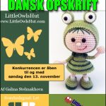 VIND Little Owls Hut hækleopskrift