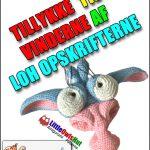Tillykke til vinderne af DANSK hækleopskrift fra Little Owls Hut