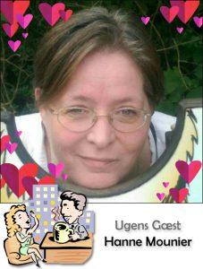 Ugens Gæst - Hanne Mounier