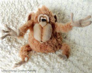 086 Monkey Orang-utan Gunya