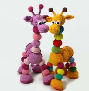 Amalka Giraffen