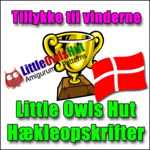 Tillykke til vinderen af Little Owls Hut Konkurrencen