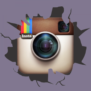 Instagram- fuld af vores kreativitet