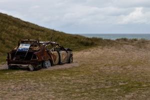 Til salg: Bil med havudsigt
