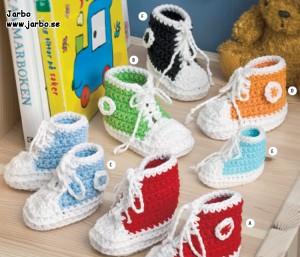 Baby Converse sko