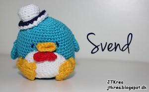 JTKrea: Pingvinen Svend