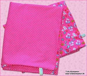 Junior sengetøj pink