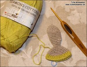 Tilda - Hoved og kjoletop