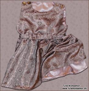 Prinsessekjole med underskørt til Rose