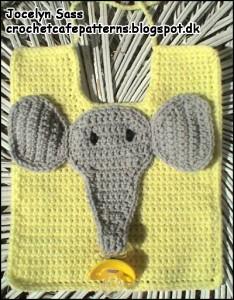 Elefant Sutte-hagesmæk