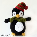 Ferie Penguin af Melissa Cumby