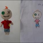 Lille Jimmy - Design Cecilie Hansen
