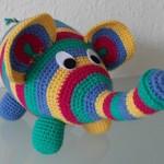 En Hyggelige Elefant af Tanja