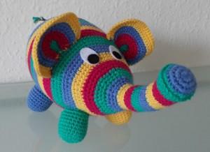Elefant fra Tanjas Verden