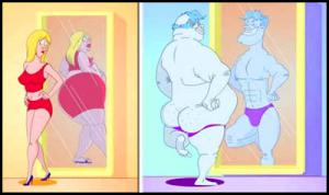 Den store forskel på mænd og kvinder