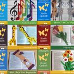 Nye bogmærker på dansk fra Little Owls Hut