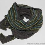 Mit nye, mega lækkert halstørklæde