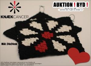 Knæk Cancer AUKTION!