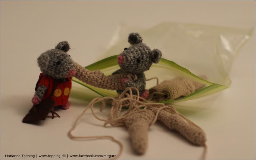 Little Owls Hut, Den Charmerende Heks med Mivs & Mavs