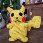 Henriette Louw - Pikachu