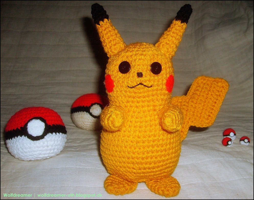 Pokemon - Pikachu