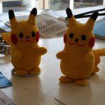 Pokemon Pikachu af Annette Auchenberg
