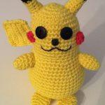 Susanne Sørensen - Pikachu