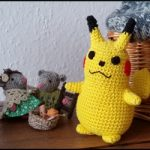 Pikachu Pokémon af Marianne Topping