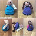Elsa og Anna fra Frost – tager pladsen fra Askepot – se hvordan!