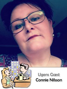 Ugens gæst - Connie Nilsson