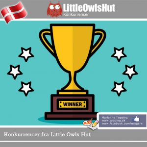 Konkurrencer fra Little Owls Hut
